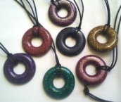 Ring pendants